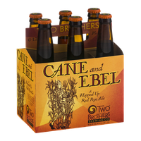 Two Brothers Cane & Ebel Red Rye Ale - 6 PK