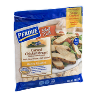 Perdue Short Cuts Carved Chicken Breast Honey Roasted
