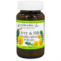 Eclectic Institute Liver and Bile Purification Powder - 90 g