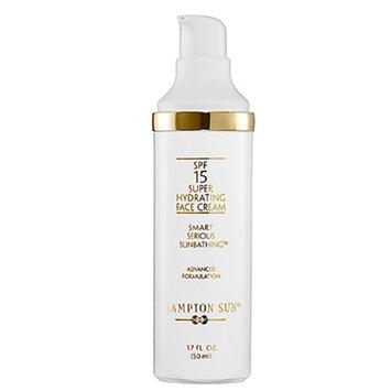 Hampton Sun SPF 15 Super Hydrating Face Cream 1.7 oz