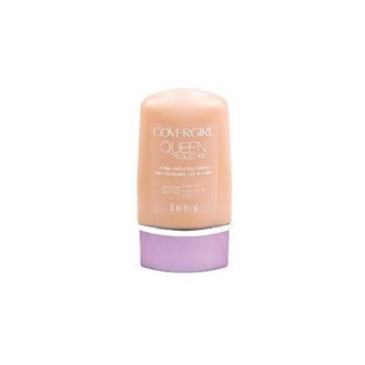 COVERGIRL Queen Collection Natural Hue Liquid Foundation - Amber Glow
