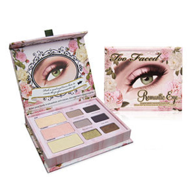 Too Faced Romantic Eye Classic Beauty Shadow