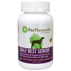 Pet Naturals of Vermont Daily Best Senior