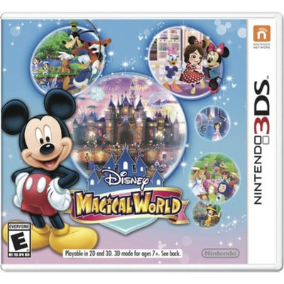 Disney Magical World (Nintendo 3DS)