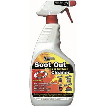 CSL Soot Out Glass & Surface Cleaner