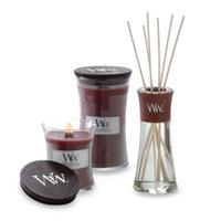 WoodWick(R) Redwood 22oz Jar Candle 22 Ounce, Redwood