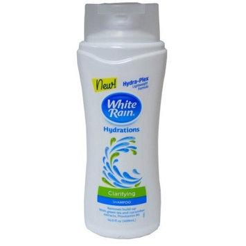 White Rain Shampoo Regular Clarifying 16.9 Oz (Pack of 6)