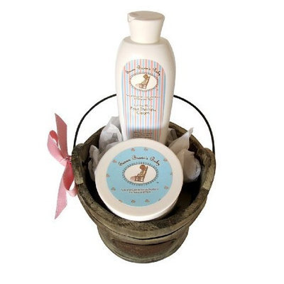 Susan Brown's Baby Soothing Foot Therapy Basket