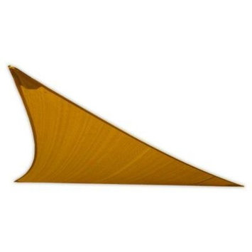 Us Shade Sail San Diego Shade Sail 15' Right Triangle - Sandy Beach