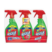 Resolve Laundry Stain Remover, Original Trigger, 30 Ounce, 3 Count