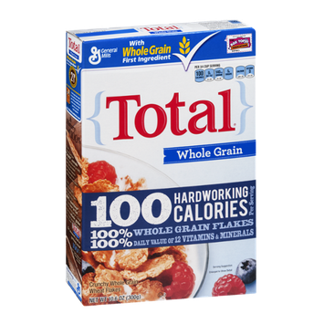 General Mills Total Raisin Bran Cereal