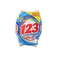 123 Fresca Blancura Detergent 1 Kg