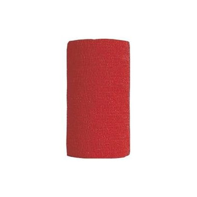 Andover Healthcare Powerflex Equine Bandage Red 4 Inch Pack Of 18 - 3840RD