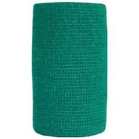 Andover Healthcare Powerflex Equine Bandage Green 4 Inch Pack Of 18 - 3840GR