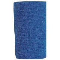 Andover Healthcare Powerflex Equine Bandage Blue 4 Inch Pack Of 18 - 3840BL