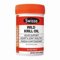 Swisse Ultiboost Wild Krill Oil 333.3mg Softgels