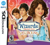 Sarbakan Wizards of Waverly Place: Spellbound