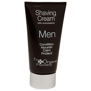 The Organic Pharmacy Men Shaving Cream, 75 ml