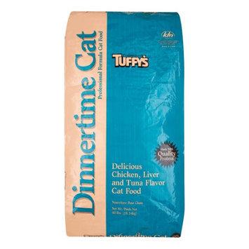 Tuffy's Pet Foods Dinnertime Cat Food Size: 40-lb bag