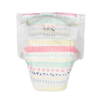 The Honest Co. Honest Diapers - Size 4 (22-37lbs) - Pastel Tribal