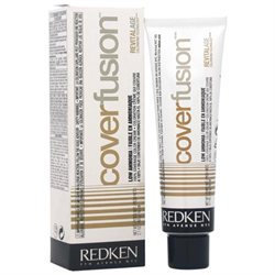 Cover Fusion Low Ammonia 8NN - Natural by Redken for Unisex - 2 oz Hair Color