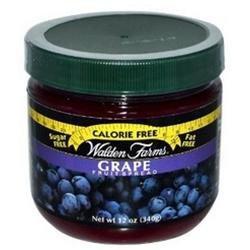 Walden Farms B82073 Walden Farms Grape Fruit Spread -6x12 Oz