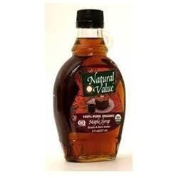 Natural Value BG16251 Natural Value B Maple Syrup - 1x60LB