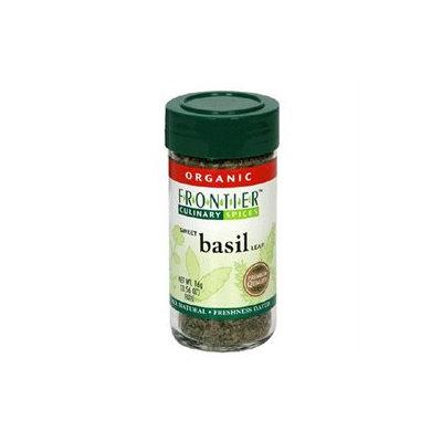 FRONTIER HERB Organic Sweet C/S Basil Leaf .40 OZ