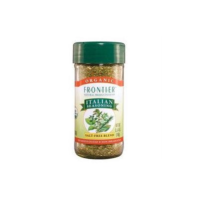 Frontier Herb 28478 Organic Saltless Italian Season