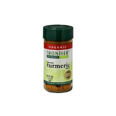 Frontier Natural Products Co-Op Ground Turmeric Root