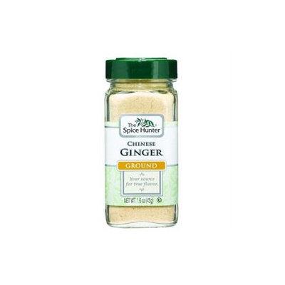 Spice Hunter B05591 Spice Hunter Ginger Chinese Ground -6x1.6oz