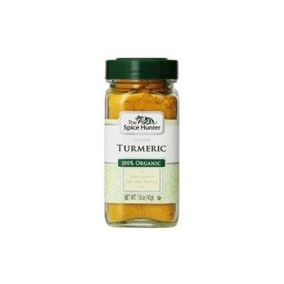 Spice Hunter B05575 Spice Hunter Turmeric Ground -6x2oz