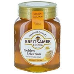 Breitsamer Honig Breitsamer Honey Golden, 17.6 oz, Pack of 6
