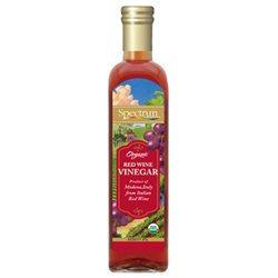 Spectrum Diversified SPECTRUM NATURALS Organic Red Wine Vinegar 16.9 OZ