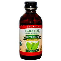 Frontier Herb 34089 Peppermint Flavor A-F