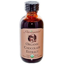 Flavorganics Organic Chocolate Extract - 2 fl oz