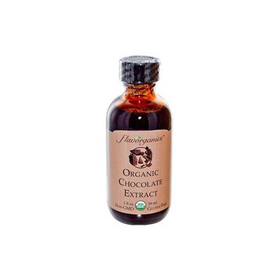 Flavorganics Organic Chocolate Extract - 2 fl oz