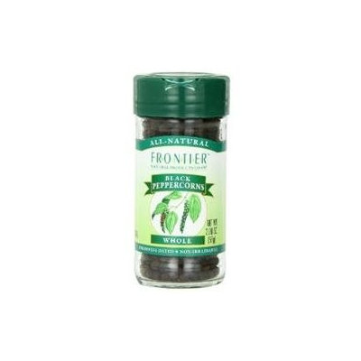 Frontier Herb 28467 Whole Black Peppercorns