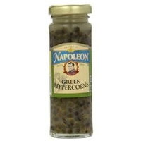 Mlo Products B13314 Napoleon Green Peppercorns Jars - 12x3.5Oz