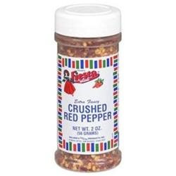 Bolner's Fiesta Brand: Crushed Red Pepper Seasoning, 2 Oz