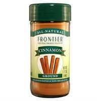 Frontier Herb 64134 Organic Ground Cinnamon Ceyln F