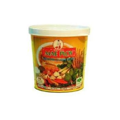 Mae Ploy BG15446 Mae Ploy Yellow Curry Paste - 24x14OZ
