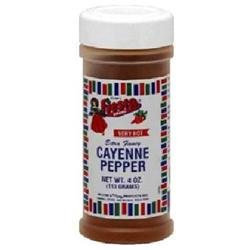 Bolners Fiesta Fiesta Brand Cayenne Pepper, 4 oz, - Pack of 6