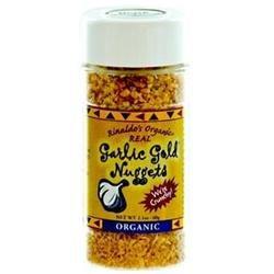 Rinaldo's Organic Garlic Gold Nuggets, 2.1 oz, 6 pk