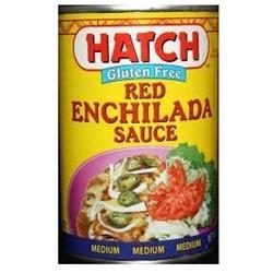 Hatch Farms, Inc. Hatch Farms#44; Inc. 30622 Hatch Farms Medium Red Enchilada 12x15 OZ