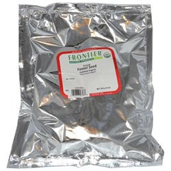 Frontier Natural Foods Frontier Natural Products BG13263 Frontier Fennel Seed Powder - 1x1LB