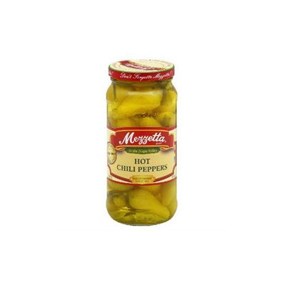 Mezzetta BG15781 Mezzetta Hot Chili Pepprs - 6x16OZ