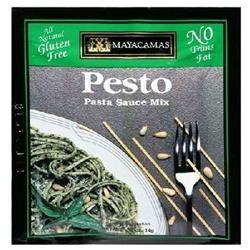 Mayacamas Mayacama Pesto Pasta Sauce Mix Gluten Free 0.5 Fl Oz Pack Of 12