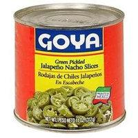 Goya BG13876 Goya Pickled Nacho Slcs - 12x11OZ