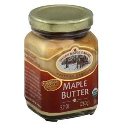 Shady Maple Farms Organic Maple Butter - 9.2 oz